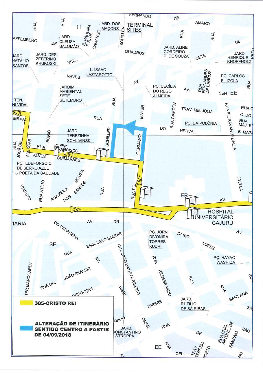 Veja no mapa