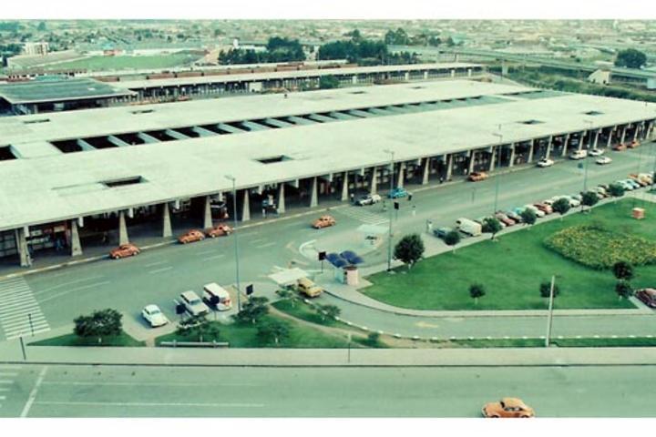 Terminal de onibus - 5 5